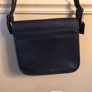 Coach Bags - Vintage Coach Flap Bag